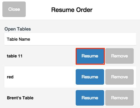 Resume job responsibility cashier