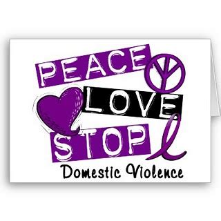 Domestic violence thesis statement
